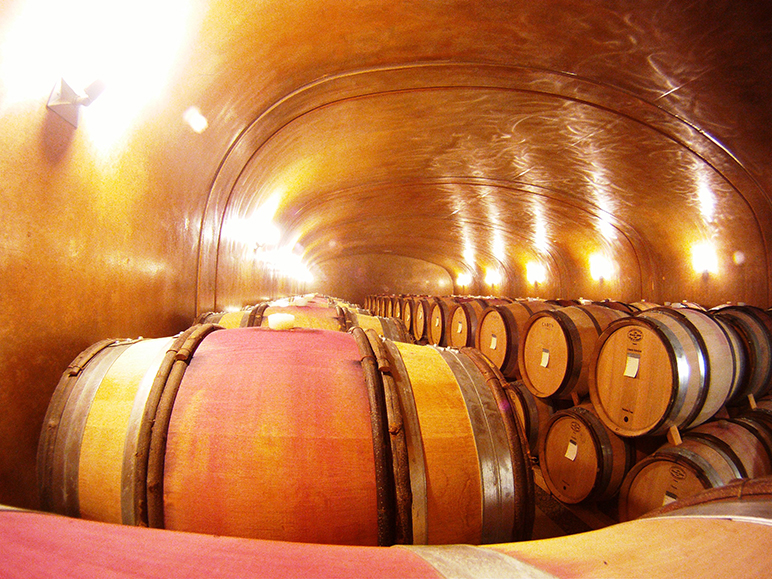 DCI Engineers Winery Barrel