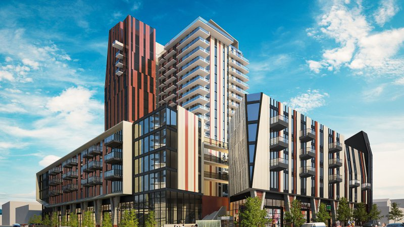 Shift Apartments Dci Engineers
