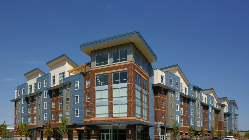 Gonzaga University Kennedy Apartments | DCI Engineers